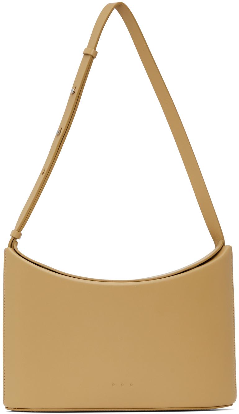 Yellow Sway Crossbody Bag