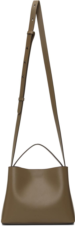 Taupe Mini Sac Bag