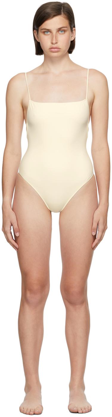 Off-White Ventiquattro One-Piece Swimsuit