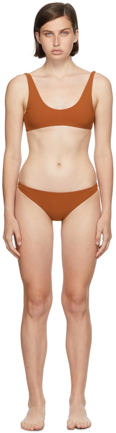 Orange Dieci Bikini