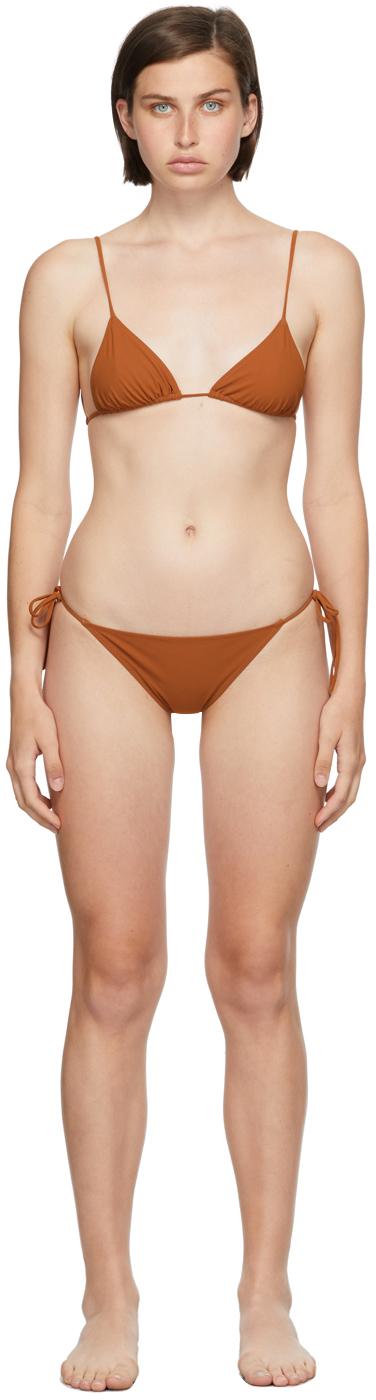 Orange Venti Bikini