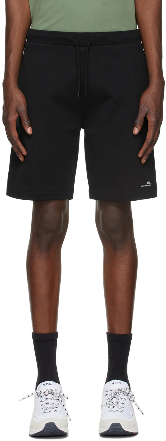 Black Item Shorts