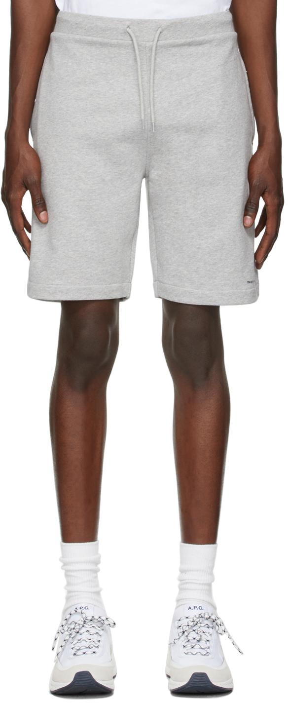 Grey Item Shorts