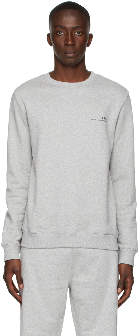 Grey Item Sweatshirt