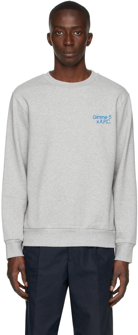 Grey Gimme Five Edition Michele Sweatshirt