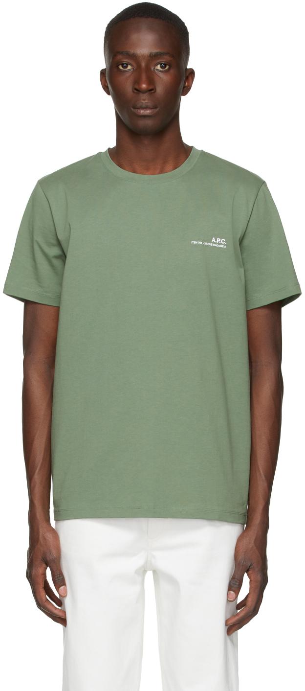 Green Item T-Shirt