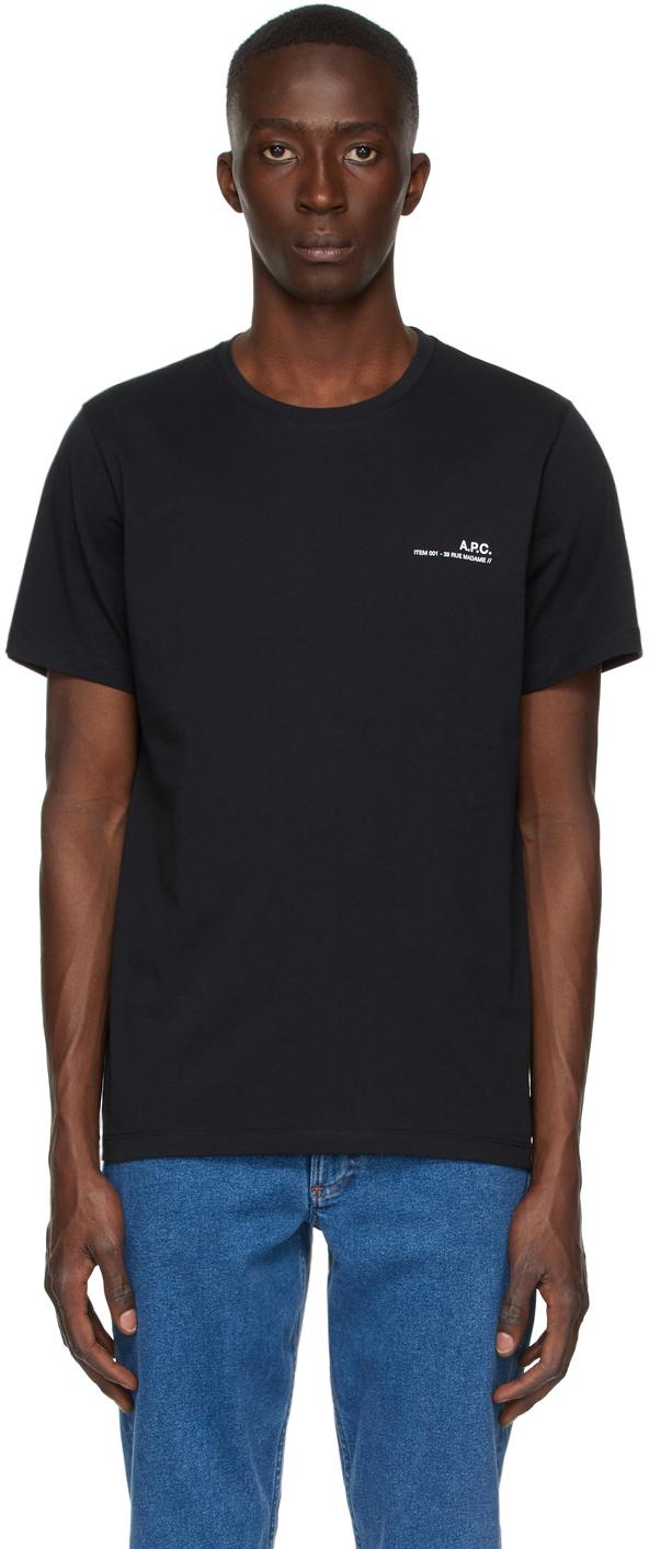 Black Item T-Shirt