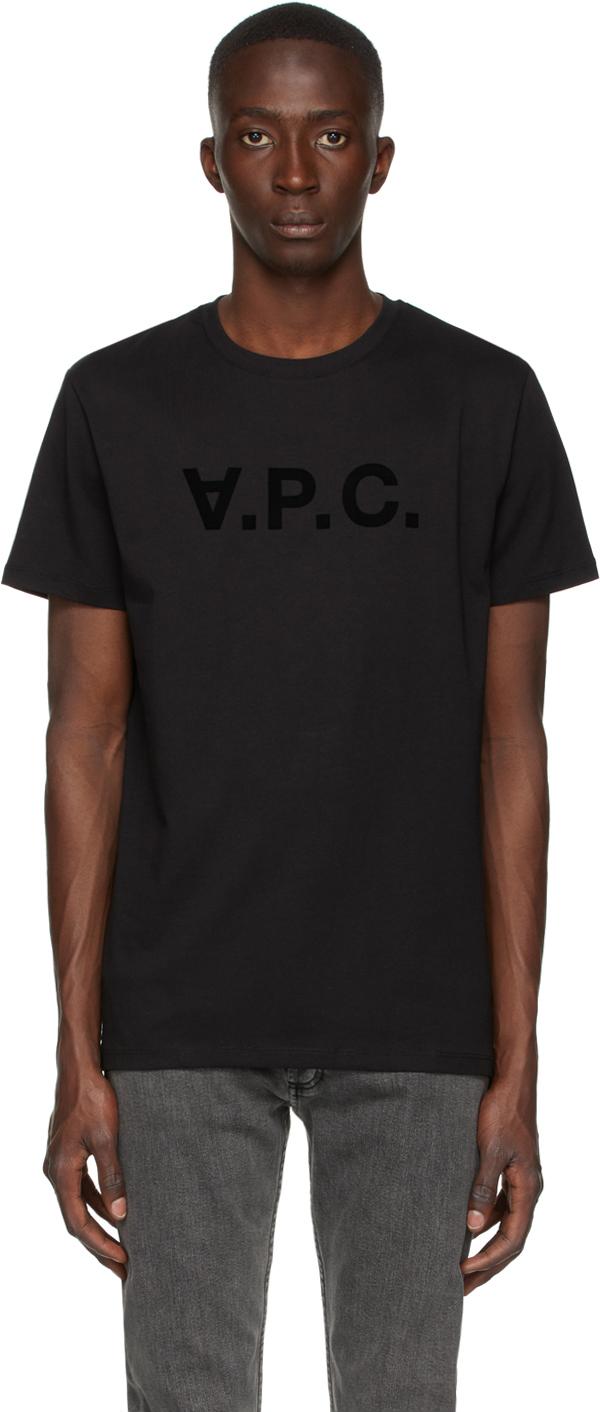 Black V.P.C. T-Shirt