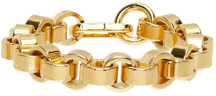 Gold Claudia Bracelet