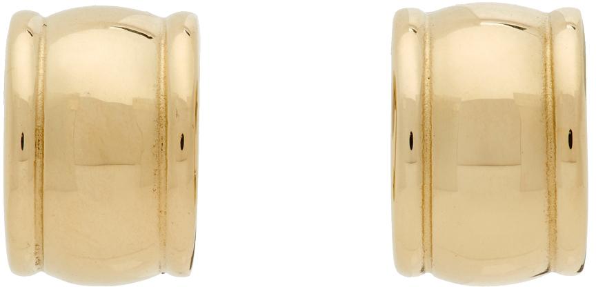 Gold Strada Earrings
