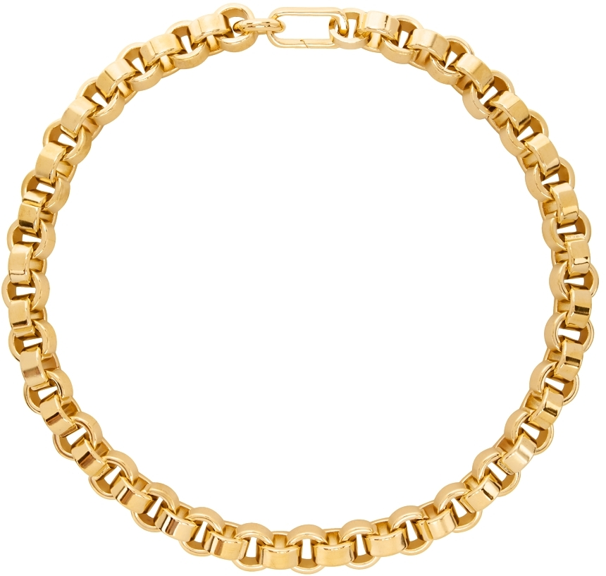 Gold Claudia Necklace
