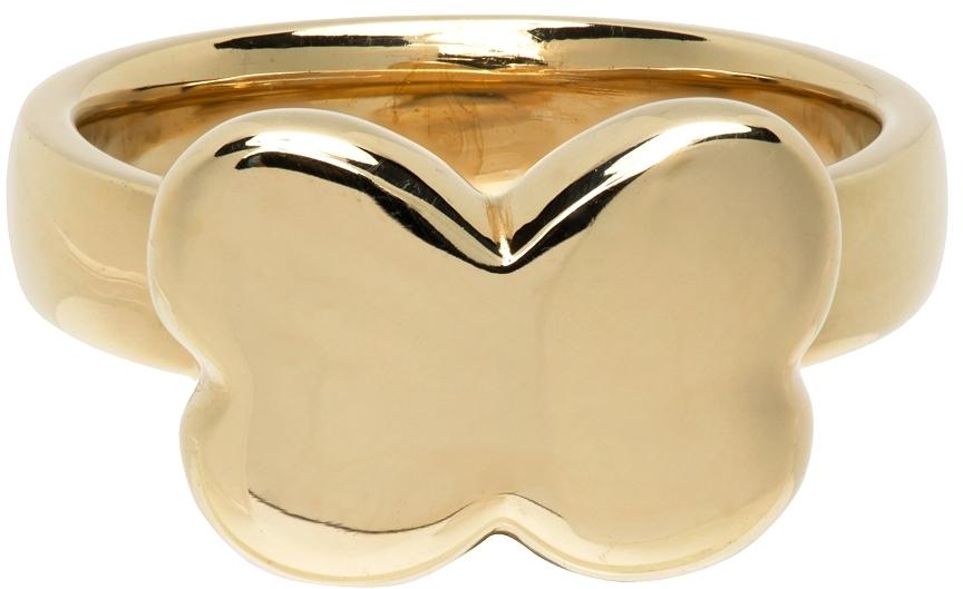Gold Noemi Ring