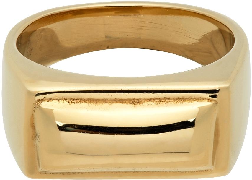 Gold Nonno Ring