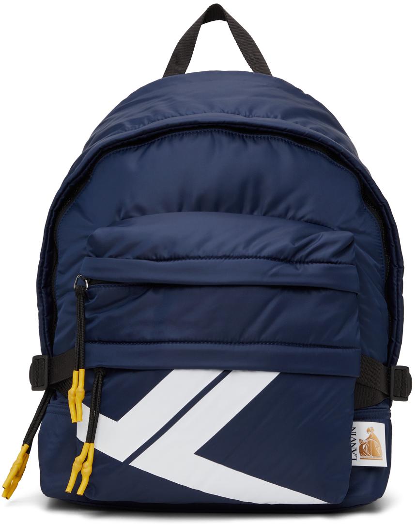 Navy Bumpr Backpack