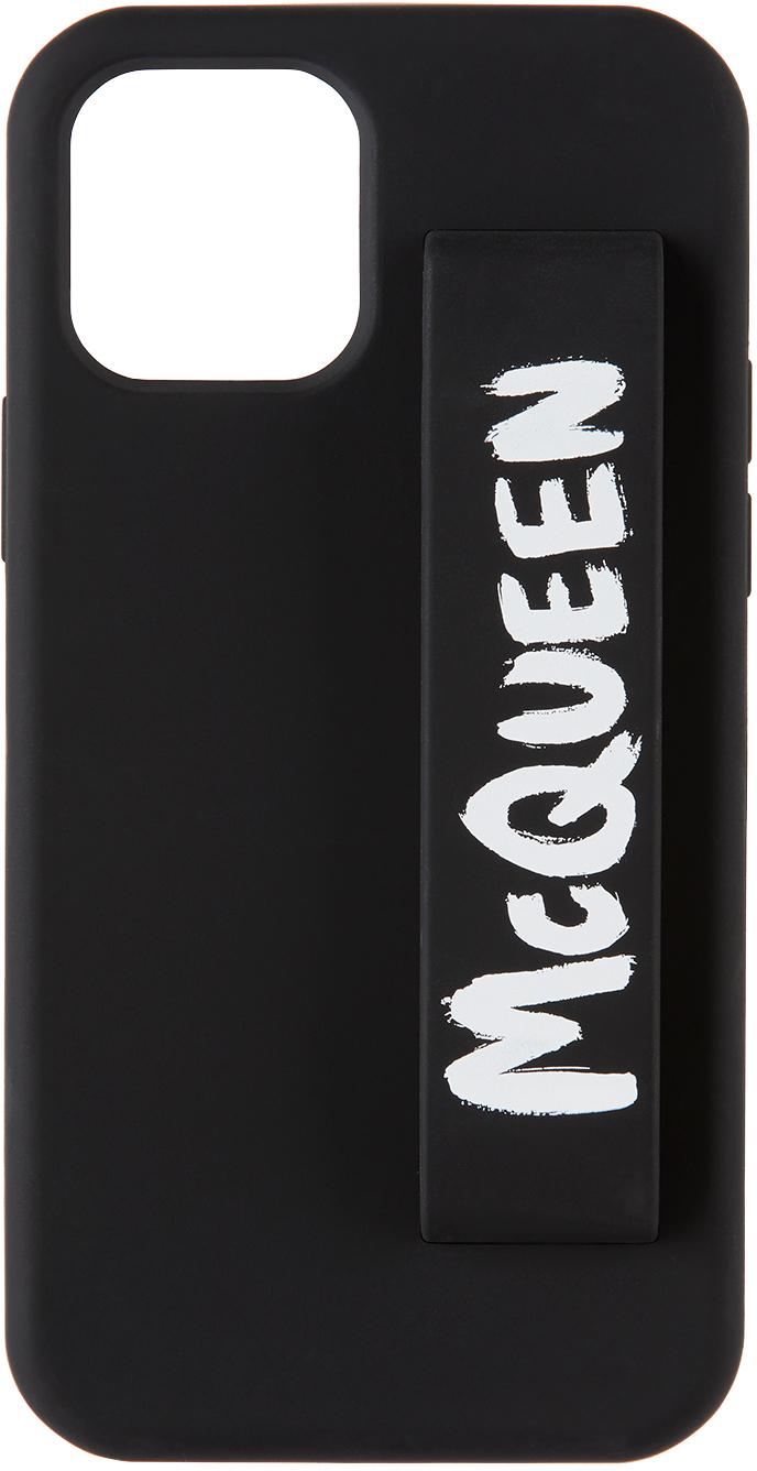 Black & White Graffiti iPhone 12 Pro Case