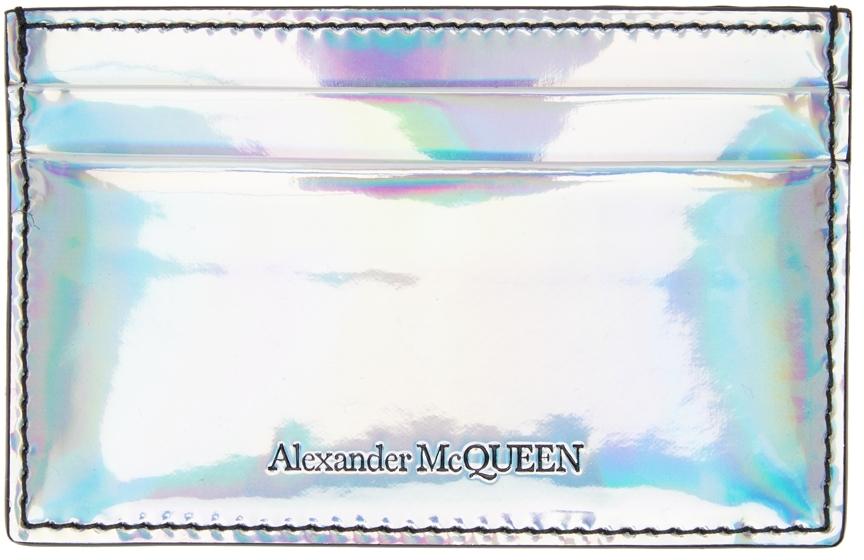 Silver Blake Card Holder