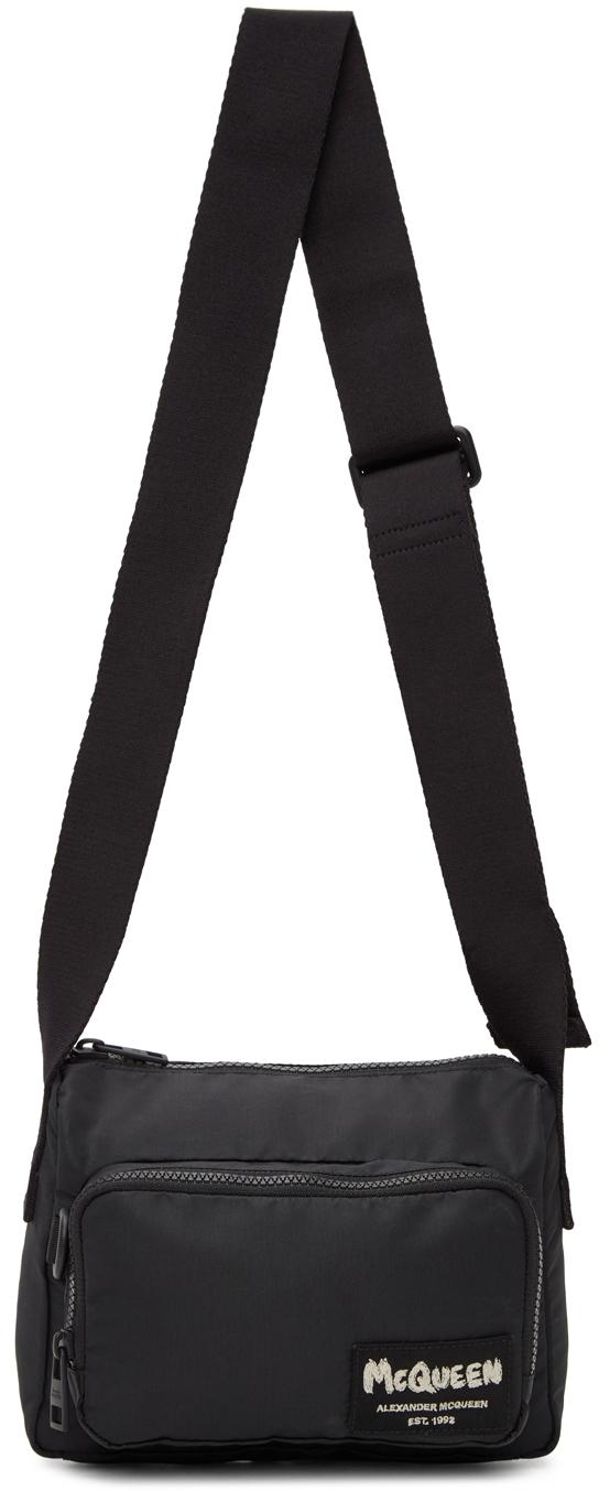 Black Camera Bag