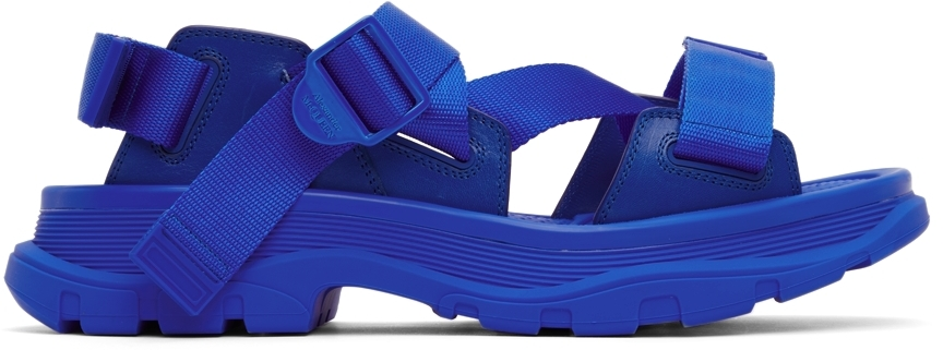 Blue Tread Sandals