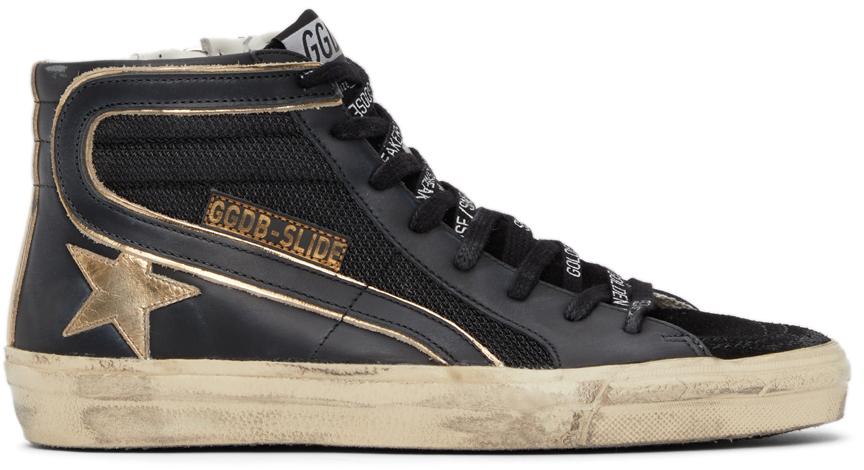 Golden Goose Coated Slide Sneakers