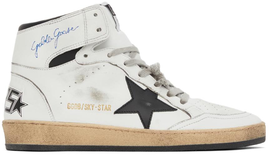 Golden Goose Sky Star Sneakers