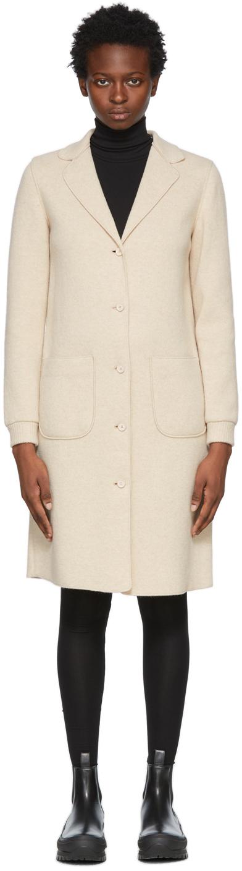 Beige Wool Ecuador Coat