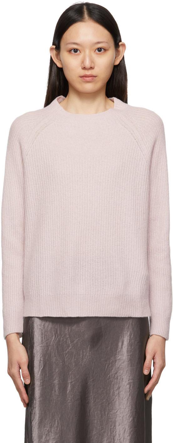 Purple Capua Sweater