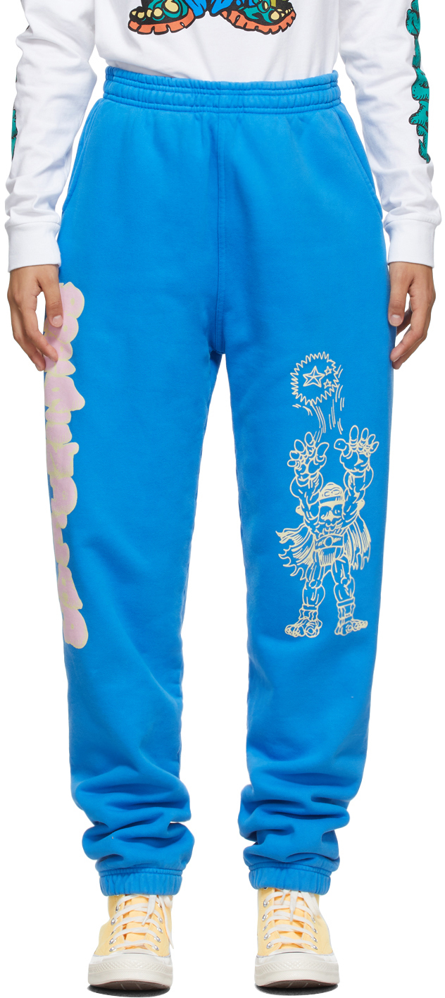 Blue Ultimate Star Search Lounge Pants