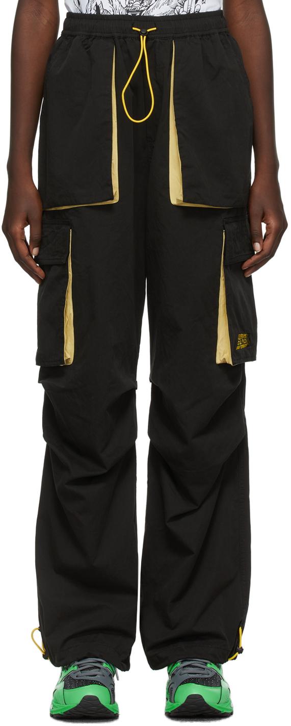 SSENSE Exclusive Black Them Skates Edition Skate Cargo Pants