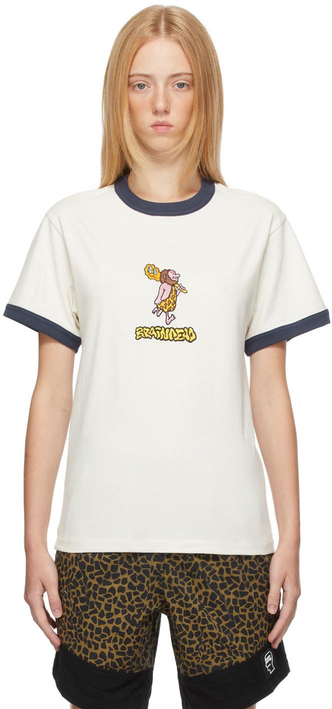 Off-White Ringer T-Shirt