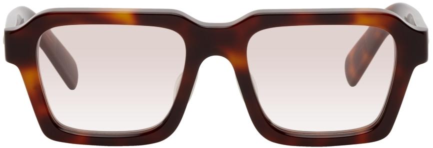 Tortoiseshell & Pink Staunton Sunglasses