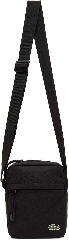 Black Canvas Neocroc Bag