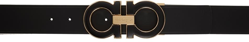 Black Gancini Belt