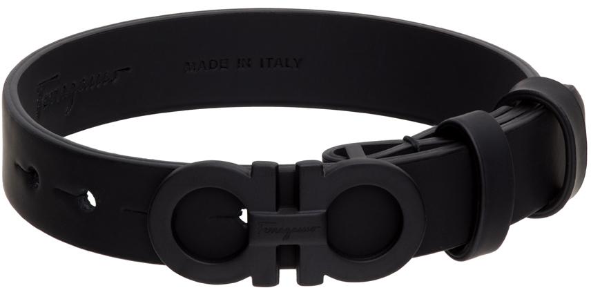 Black Gancini Bracelet