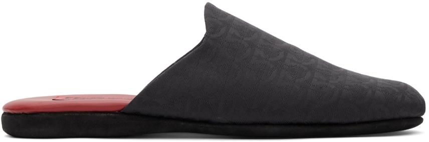 Black Nazzareno Loafers
