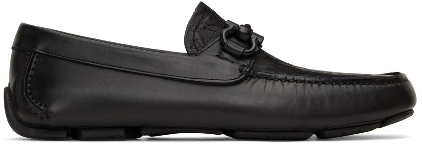 Black Parigi New Driver Loafers