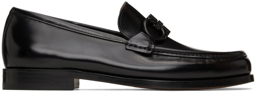 Black Rolo 10 Mocassin Loafers