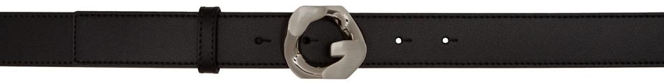 Black G Chain Buckle Belt