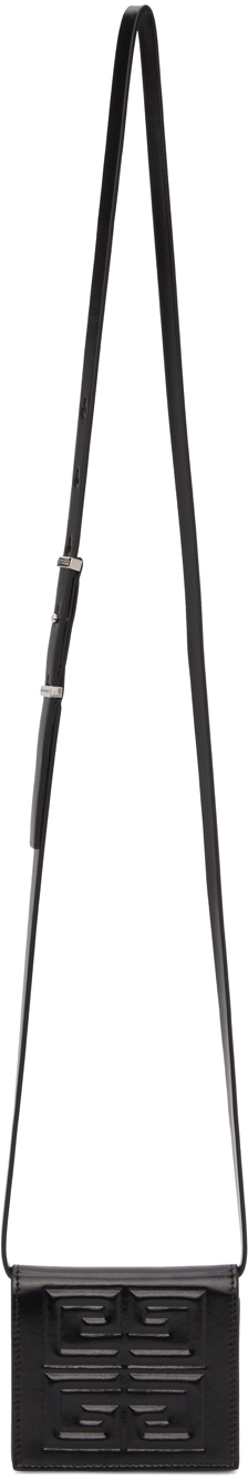 Black Mini 4G Pouch Bag