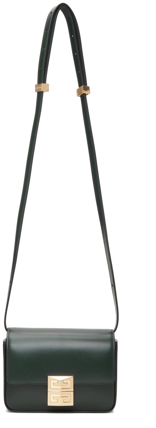 Green Small 4G Crossbody Bag