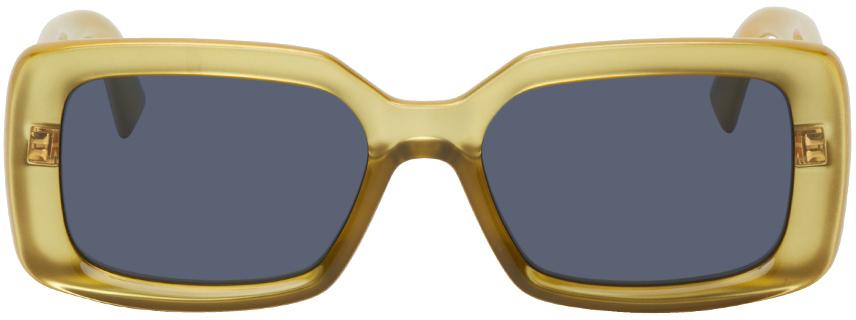 Gold GV 7201 Sunglasses
