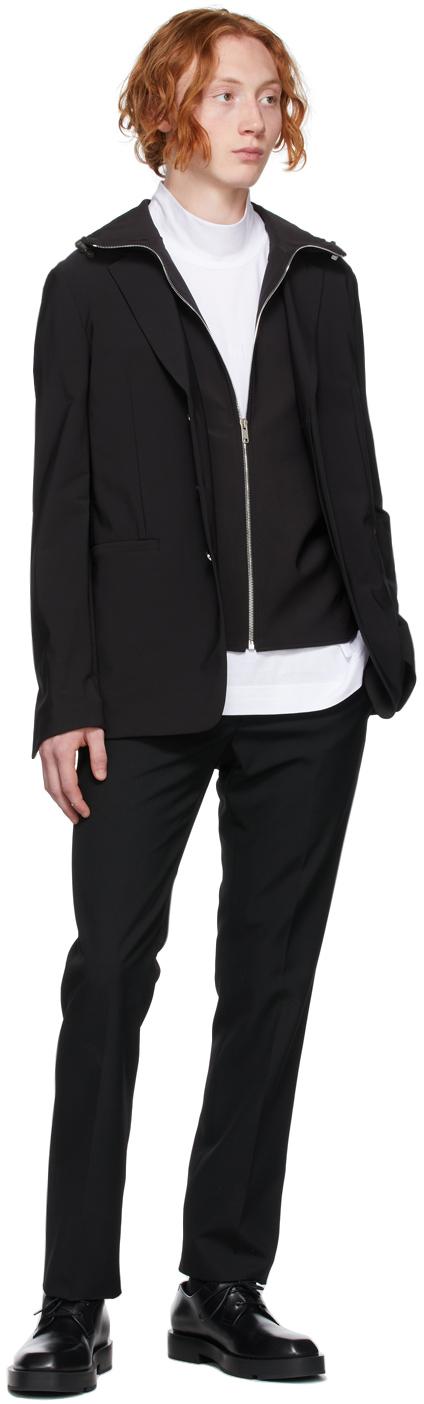Givenchy ブラック ブレザー