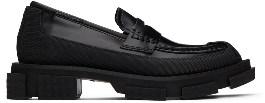 Black Gao Loafers