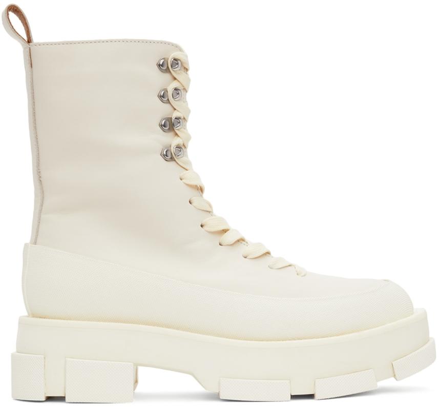 Off-White Gao Platform Boots