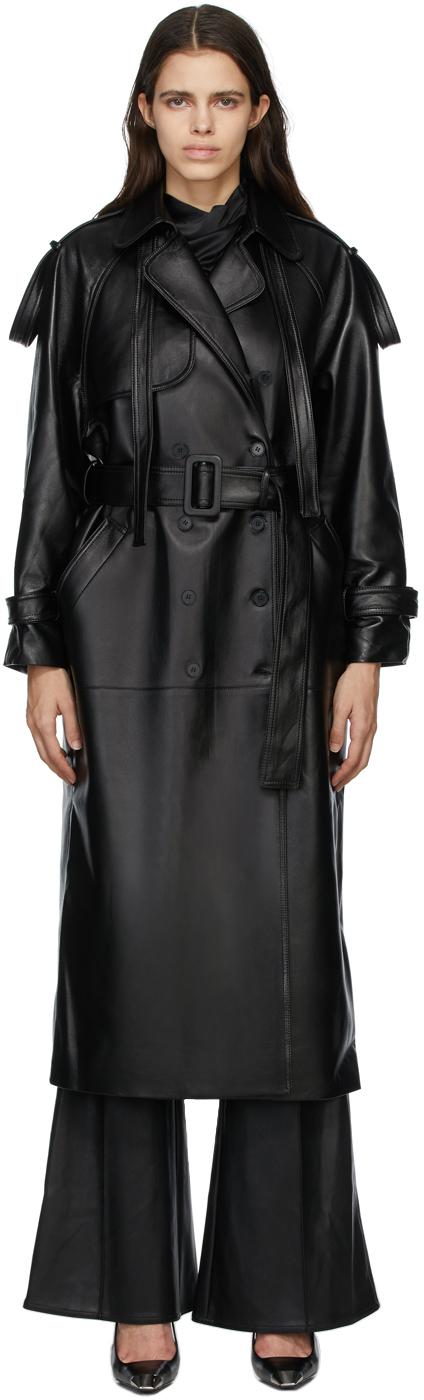 Matériel Tbilisi 黑色 Wide 风衣