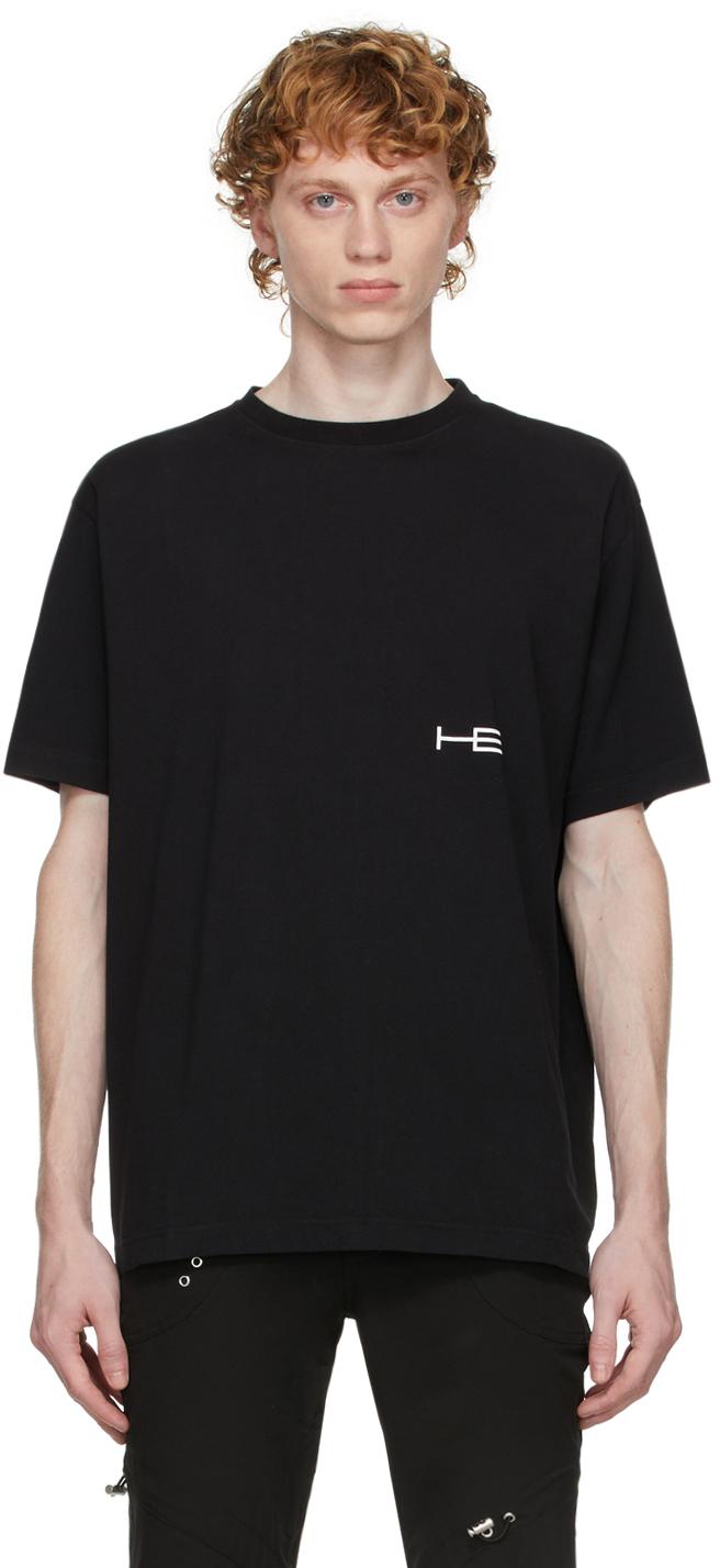 Black HE T-Shirt