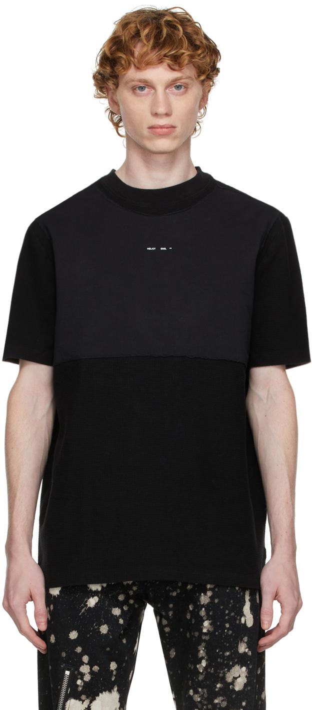 Black Layered T-Shirt
