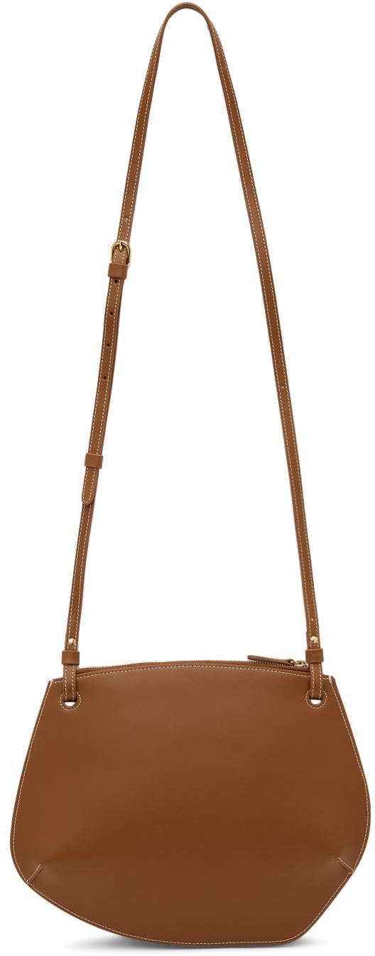 Brown Pebble Bag