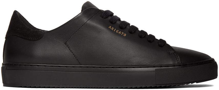 Black Clean 90 Sneakers