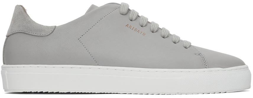 Grey Clean 90 Sneakers