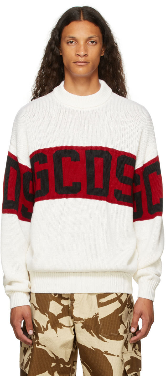 Off-White Logo Sweater